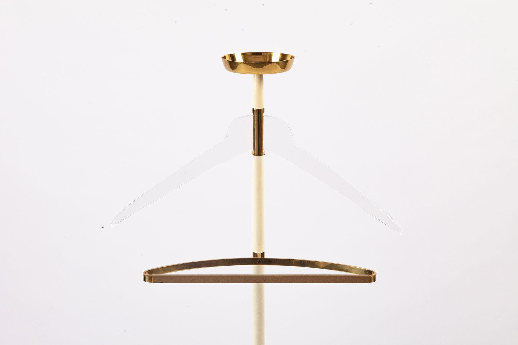 Gold and White Valet from Vereinigte Werkstätten Collection, 1960s