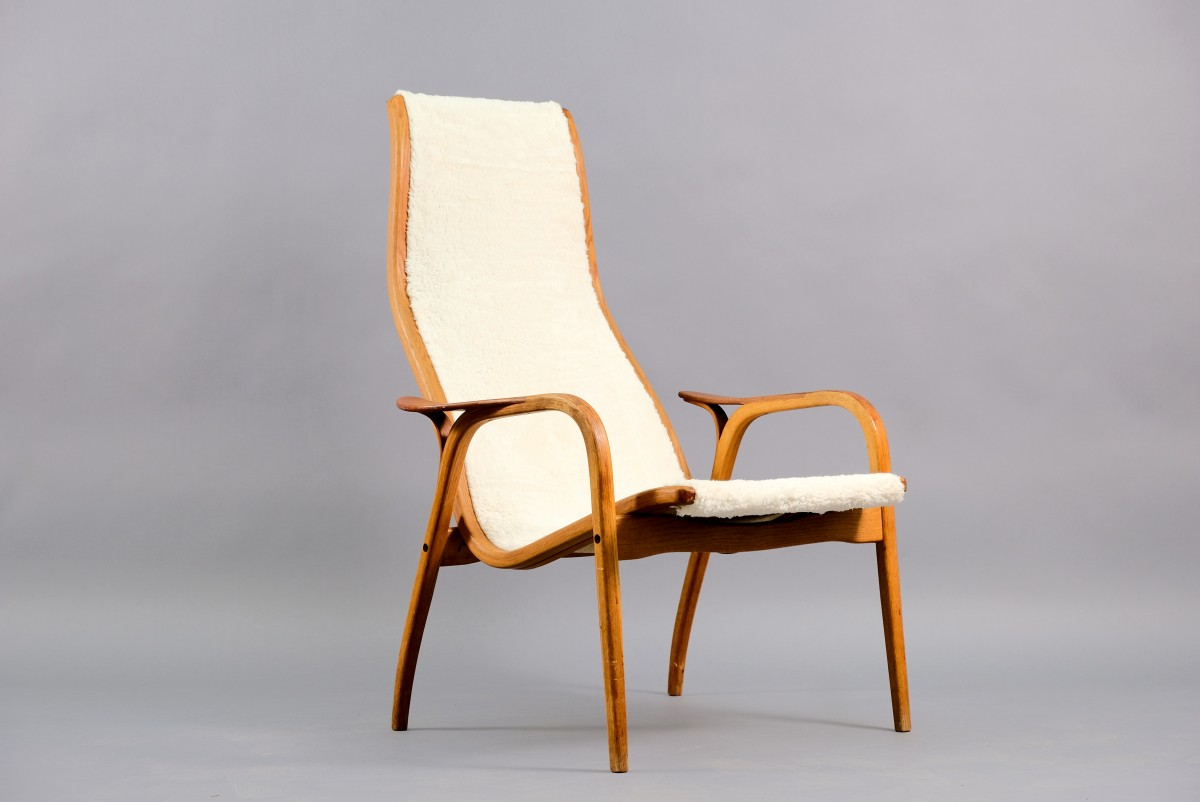 Lamino Chair by Yngve Ekström for Swedese, 1960s
