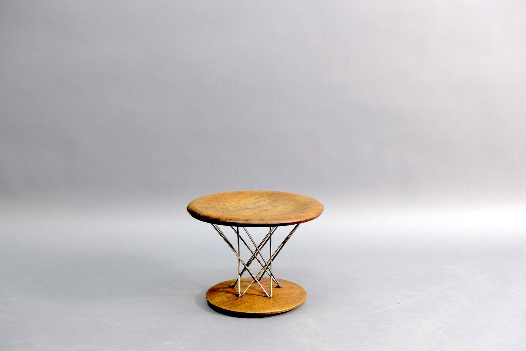 Mid-Century Rocking Hocker von Isamu Noguchi für Knoll Inc. / Knoll International