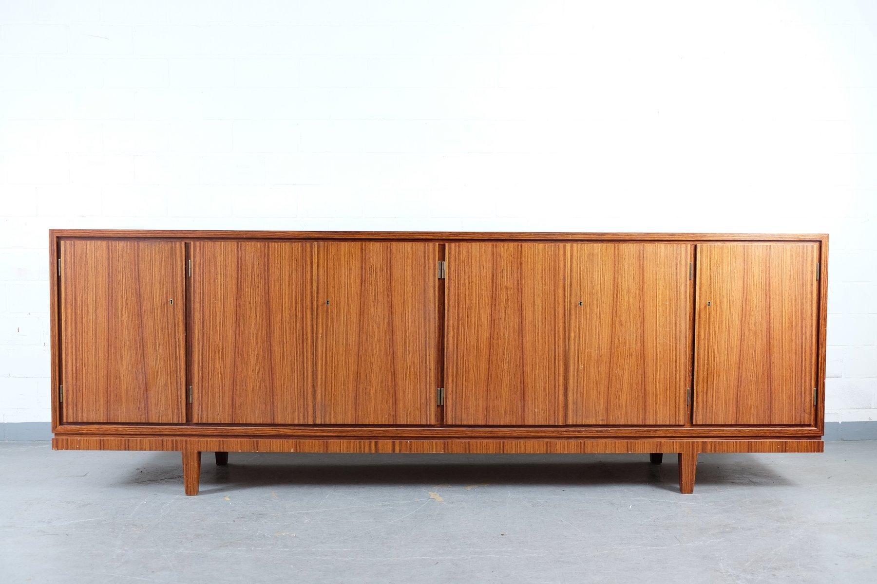 Mid Century Sideboard Aus Makassar Von Wk Mobel Bei Lieber Mobel Kaufen
