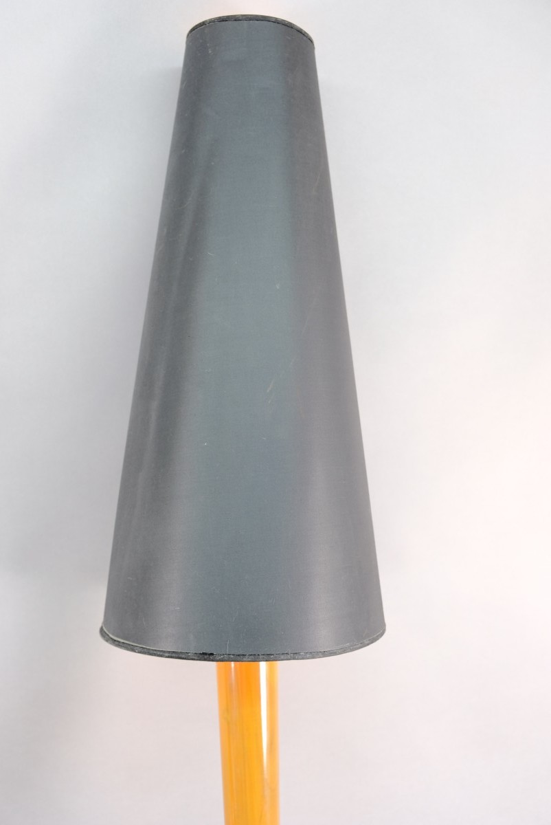 Vintage Soudain le sol trembla Floor Lamp by Philippe Starck for Drimmer, 1980s