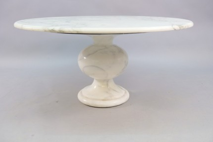 Vintage Italian Marble Coffee Table, 1970s