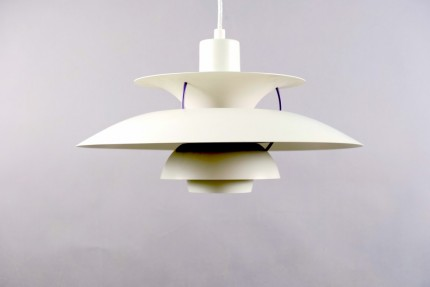 Vintage Model PH5 Ceiling Lamp by Poul Henningsen for Louis Poulsen